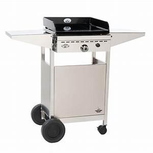 Chariot Plancha Forge Adour : chariot inox ferm pour plancha forge adour iberica 450 ~ Nature-et-papiers.com Idées de Décoration