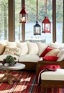Unique, Lake, House, Decorating, Ideas, 14