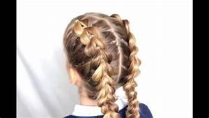 Coiffure Facile Pour Petite Fille : coiffure facile pour petite fille bruno pele energie renouvelable ~ Nature-et-papiers.com Idées de Décoration