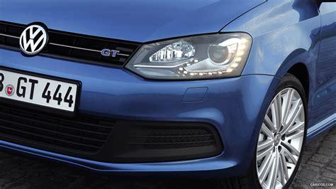 2018 Volkswagen Polo Bluegt Headlight Hd Wallpaper 24