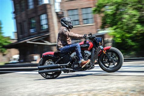 Review Indian Scout by 2018 Indian Scout Bobber Review 11 Fast Facts