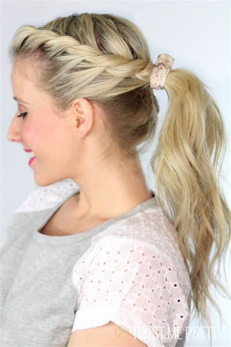 30 hairstyles in 30 days Challenge (second) Archives