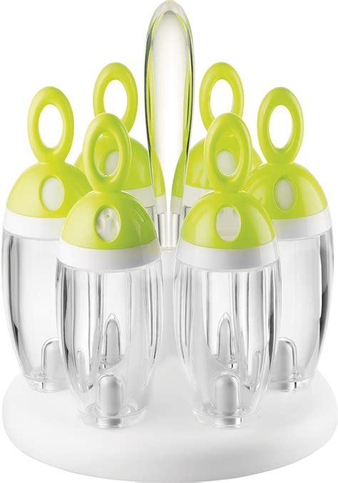 portaspezie foppapedretti guzzini portaspezie girevole verde my kitchen accessori