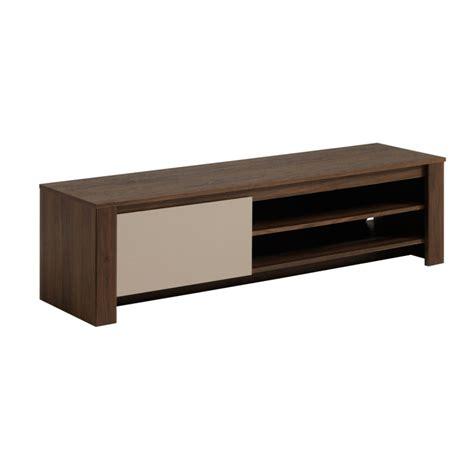 meuble tv design quot tiago quot 151cm noyer