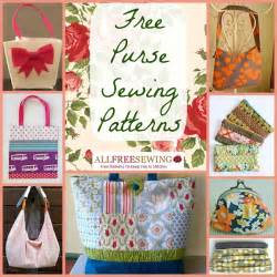 Free Purse Sewing Patterns