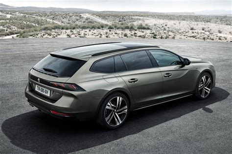Peugeot Image by 2019 Peugeot 508 Sw Exterior Images Master Car Review