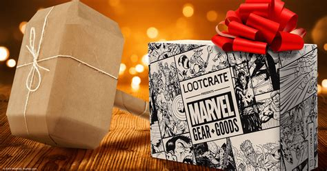 Loot Crate Marvel Gear + Goods November 2017 Full Spoilers! Baby Hoagie Gift Set Japanese Gin Packages The Of Knowing You Song Ideas For Busy Guys By Jim Brickman Norwegian Catalogs Card Selling Websites