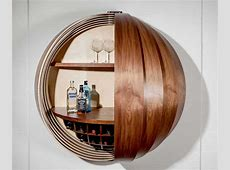 Dime Spherical Drinks Cabinet by Splinter Works Homeli