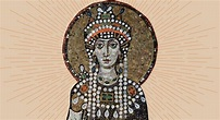 Famous Women in History: Theodora, Byzantine Empress
