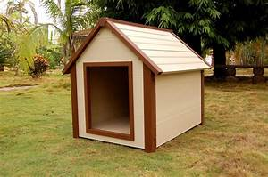 17 best large dog houses images on pinterest wood dog With plastic insulated dog house