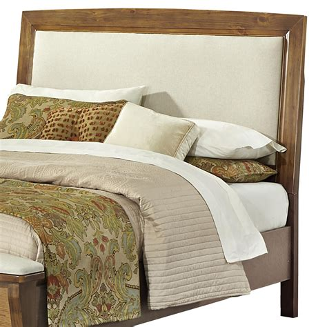 upholstered king headboard vaughan bassett transitions bb63 669 king cal king