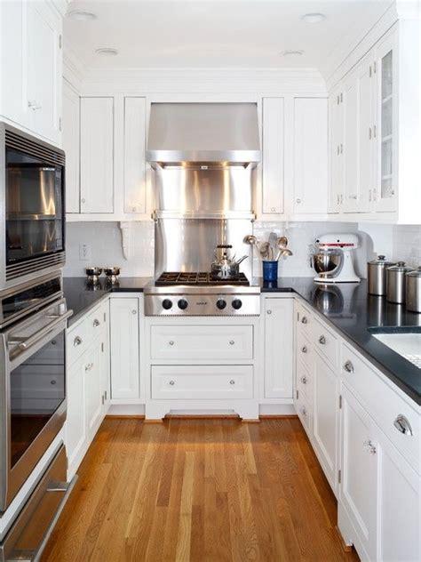 galley kitchen remodel modern galley kitchen ideas decozilla White