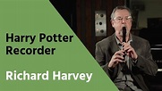 THE HARRY POTTER RECORDER - Richard Harvey - YouTube
