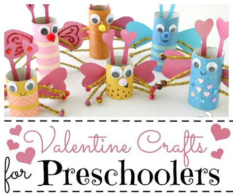crafts for preschoolers ted s 166 | Valentines for Tots