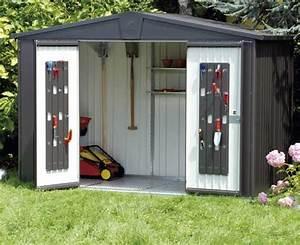 Abri De Jardin 3m2 : abri jardin 3m2 cabanon en resine djunails ~ Dode.kayakingforconservation.com Idées de Décoration