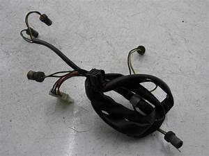 Speedometer Wire Harness