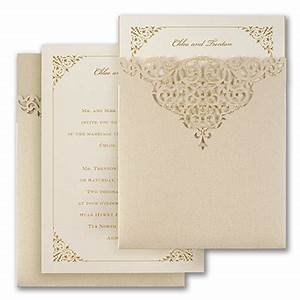through the shimmer invitation gt wedding invitations With wedding invitations from staples