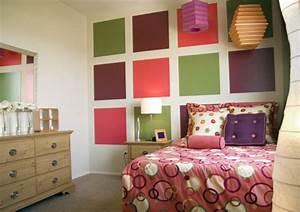 wand streichen ideen kreative wandgestaltung freshouse With childrens bedroom wall painting ideas