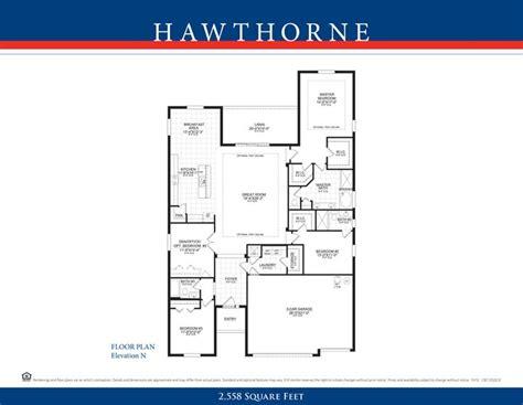 dr horton hawthorne floor plan  home floor plans