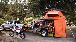 Inside One of the Coolest Custom Camping Trailers We've ...