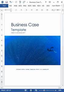 Business, Case, Template, How, To, Justify, The, Business, Needs
