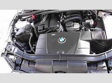 BMW E90 E91 E92 E93 Coolant Top Up Location YouTube