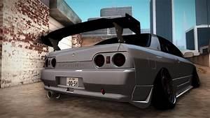 Autos Media  Nissan Skyline Gts R32 Hellaflush