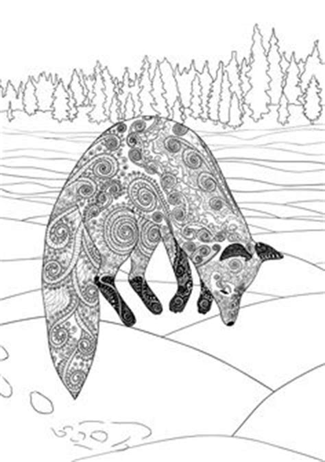 Free Printable Fox Coloring Pages For Kids in 2018 | art