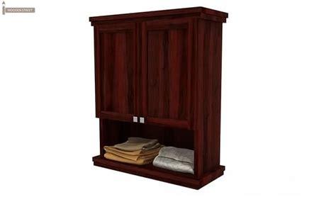 Mahogany Bathroom Wall Cabinet by Buy Frey Bathroom Cabinet Mahogany Finish In