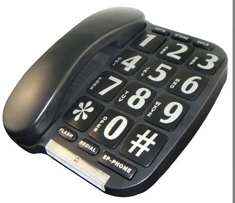 big phone number mini new big button phone with loudspeaker buy senior