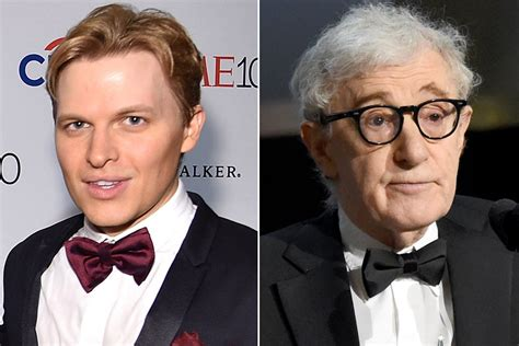 farrow and münchen ronan farrow posts dig at woody allen on instagram page six