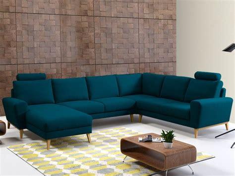 canap bleu canard les 25 meilleures idées concernant canapé panoramique sur
