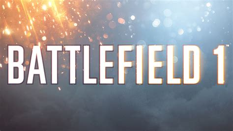 Battlefield 1 Key Art & Logo Design on Behance