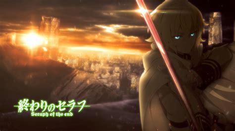 Epic Anime Demons Most Epic Anime Fights 5 Owari No Seraph Vs Moon
