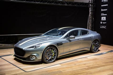 Aston Martin Rapide Amr Is One Gnarly Sport Sedan Roadshow