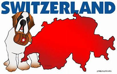 Swiss Clipart Switzerland Title Cliparts Europe Clip