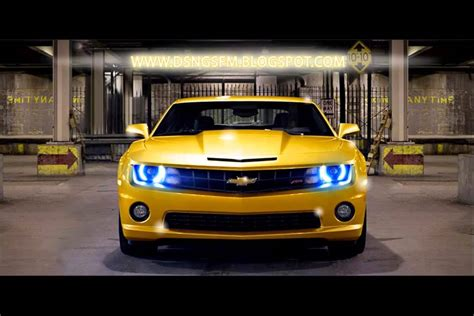 chevy camaro bumblebee youtube