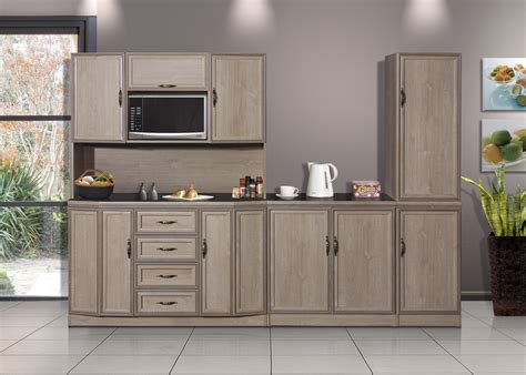 3pce Radiant Kitchen Scheme *b* In Kitchen Furniture