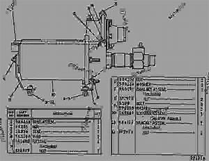 4v9545 Booster Group-winch Control - Wheel-type Skidder Caterpillar 518
