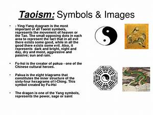 """Taoism takes its name from the word """"Tao"""" (""""the Way""""), the ..."""