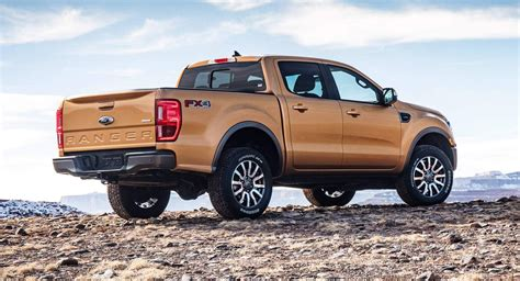Ranger Usa by Ford Is Developing A Sub Ranger Truck Carscoops