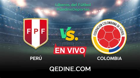 Please note the above links are affiliate links and this particular major sports event may not be available on any of these. Perú vs. Colombia EN VIVO: último amistoso internacional ...