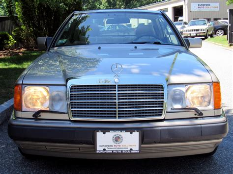 1993 mercedes 300ce sportline coupe, presentation, paint meter test at alphacars, boxborough ma. Used 1991 Mercedes-Benz 300 Series 2dr Coupe 300CE for Sale in Waltham MA 02451 European Auto ...