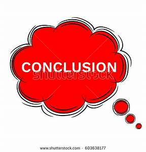 Conclusion Stock Images, Royalty-Free Images & Vectors ...
