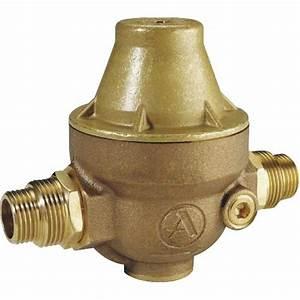 Limiteur De Pression D Eau : r ducteur de pression clapet pour eau froide et eau ~ Dailycaller-alerts.com Idées de Décoration