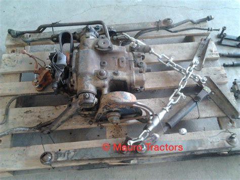 sollevatore idraulico safer mauro tractors