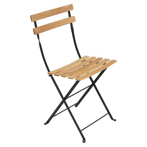 chaises bistro chaise naturel bistro chaise en métal et bois