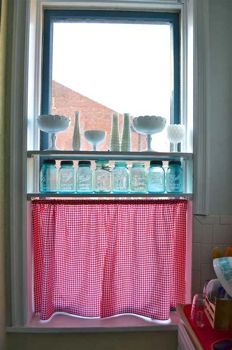 diy  ideas  window herb garden   kitchen