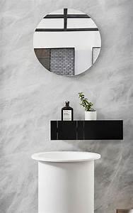 Miroir Rond Salle De Bain : miroir salle de bain le guide ultime ~ Nature-et-papiers.com Idées de Décoration