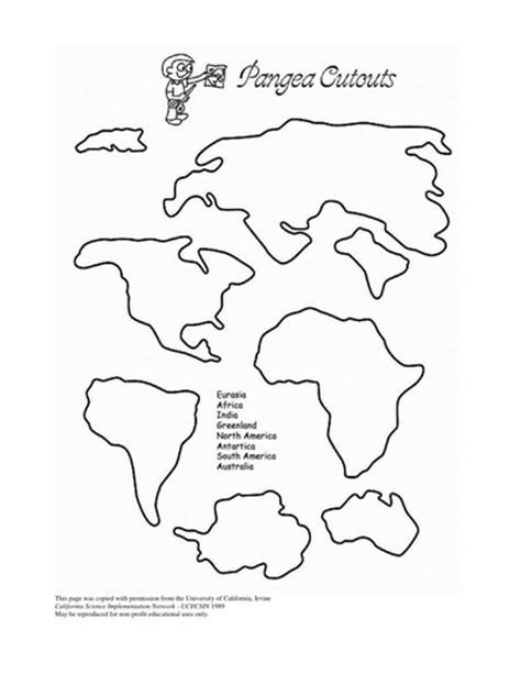 Continental Drift Worksheet Worksheets Releaseboard Free